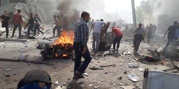انفجار در شهر «الباب» سوریه 14 کشته و 50 زخمی برجای گذاشت