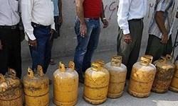 گلایه مردم از کمبود گاز مایع در ماهشهر