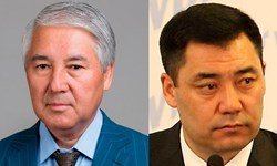 استعفای «کوباتبک بورون اف» نخستوزیر قرقیزستان
