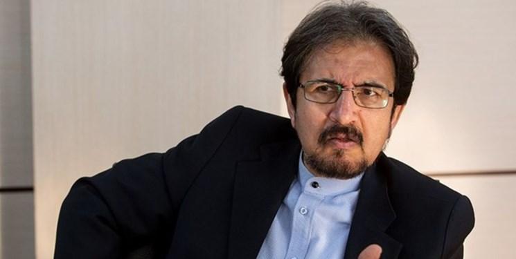 قاسمی: تلاشهای آمریکا برای تمدید محدودیتهای تسلیحاتی ایران جز ناکامی حاصلی برایش نداشت