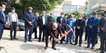 ۹۸اُمین مدرسه خیرساز کودکان استثنایی کشور در اسلامشهر کلنگزنی شد