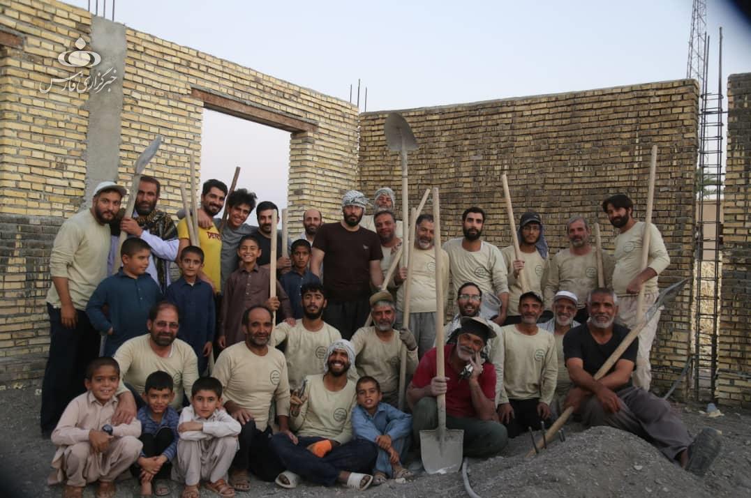 13990716000629 Test NewPhotoFree - ساخت مدرسه و منزل مسکونی برای محرومان توسط گروه جهادی راهیان شهادت