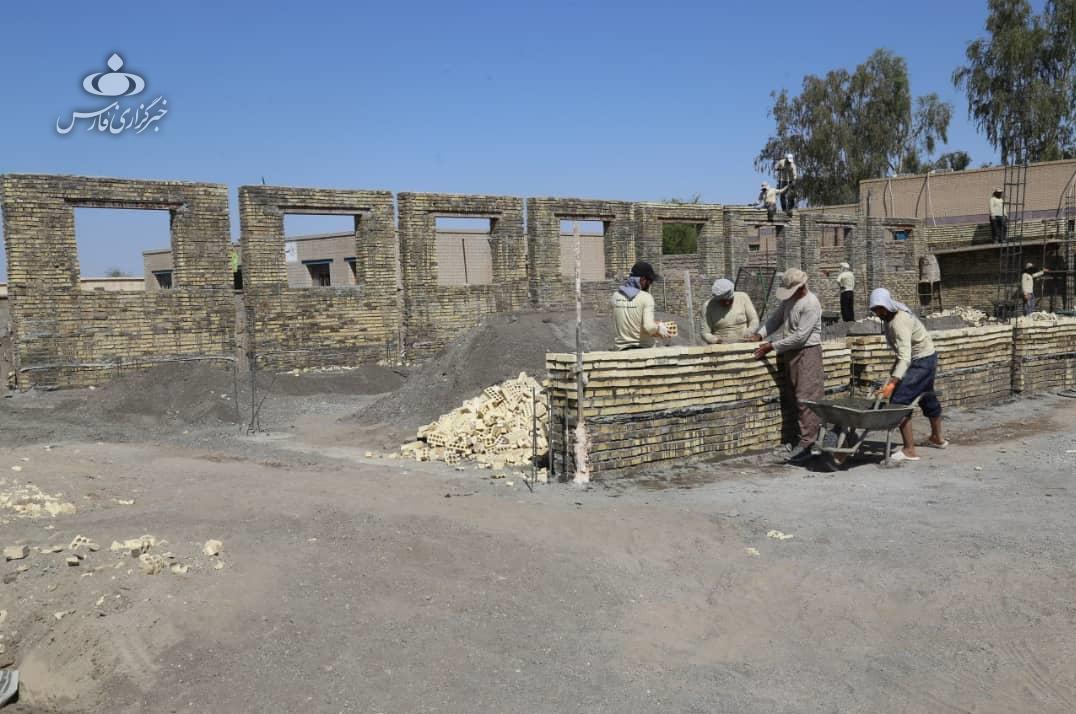 13990716000630 Test NewPhotoFree - ساخت مدرسه و منزل مسکونی برای محرومان توسط گروه جهادی راهیان شهادت