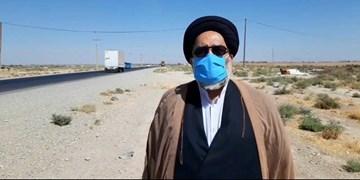 گلایه امام جمعه موقت ورامین از وضعیت نامناسب جاده چرمشهر
