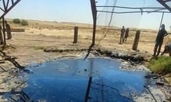 چشمه قیر؛ یکی دیگر از عجایب استان ایلام/ اثری خوشایند برای انگلیسیها