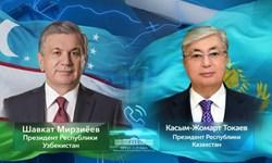 اوضاع قرقیزستان محور گفتوگوی تلفنی روسای جمهور ازبکستان و قزاقستان