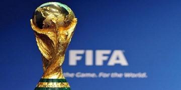مسابقات انتخابی جام جهانی متمرکز شد و به تعویق افتاد