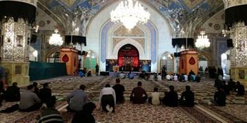 درهای رواق امام خمینی(ره) به روی زائران امام رضا(ع) باز شد