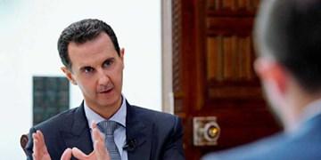 تکمیلی| اسد: مطلقا مذاکرهای با اسرائیل در کار نیست؛ آمریکا بیرون نرود، مقاومت مردمی آغاز میشود