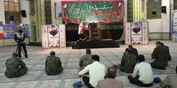 برگزاری مراسم عزاداری اربعین حسینی در مصلای قدس زاهدان
