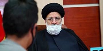 فیلم | درد دل جوان زندانی مهریه با رئیس دستگاه قضا