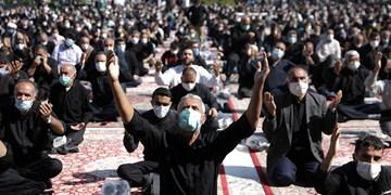 زائران  رضوی در اربعین حسینی همپای عقیله بنیهاشم اشک ماتم ریختند