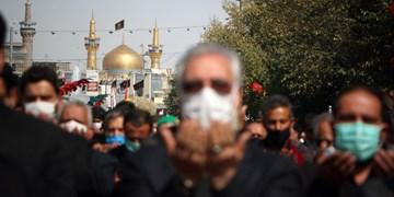 برگزاری رژه خودرویی جاماندگان پیاده روی اربعین حسینی در دماوند