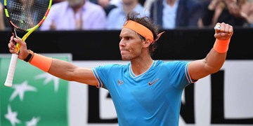 تنیس آزاد فرانسه| رافائل نادال فینالیست شد