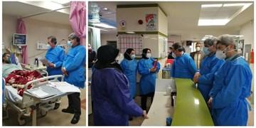 اشغال بیش از 50 درصد تختهای بیمارستانی کرمان توسط بیماران کرونا /وجود 7 شهر بحرانی و سیاه در استان