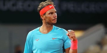 تنیس آزاد فرانسه| نادال: بازی در پاریس غیرقابل پیش بینی است