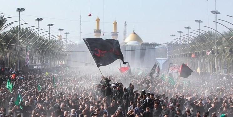عراق آماده برپایی مراسم باشکوه پیادهروی اربعین شد+فیلم