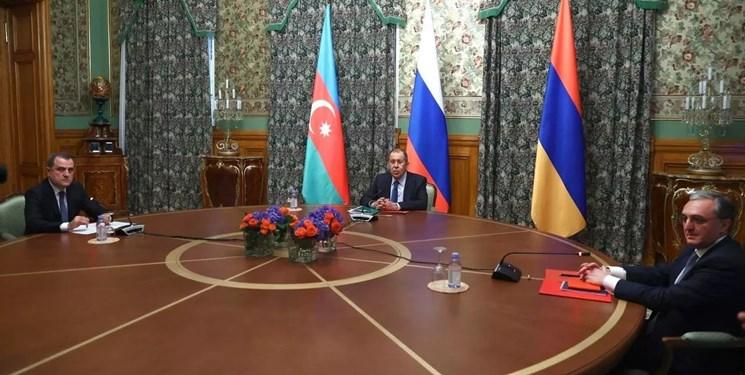 مسکو: ارمنستان و جمهوری آذربایجان برای آتشبس در قرهباغ توافق کردند