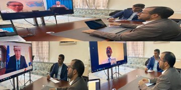 گفتوگوی اینترنتی مقام یمنی با سفرای اتحادیه اروپا، هلند و چین