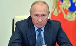 پوتین حمله تروریستی در وین را محکوم کرد