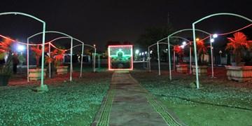 برپایی نمایشگاه «از نجف تا کربلا» در شهرقدس+عکس