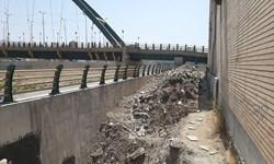 بررسی آخرین وضعیت دیواره ساحلی پلدختر