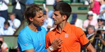 تنیس آزاد فرانسه| جوکوویچ: مشتاقانه منتظر نبردی عالی با نادال هستم