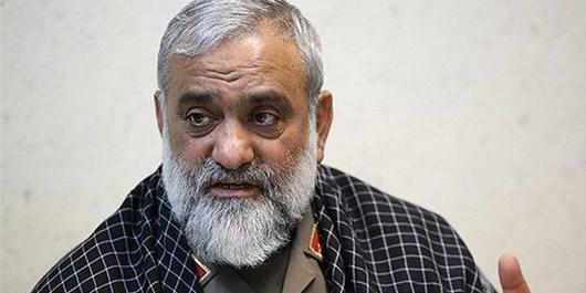 سردار نقدی: منطق شهادت، توازن قوا را بین ایران و آمریکا ایجاد کرده است