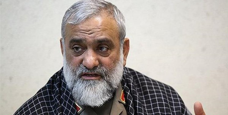 سردار نقدی: دعوت کنندگان به عدم مشارکت در انتخابات به دنبال نابودی ایران هستند