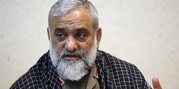 بازخوانی سخنان سردار نقدی  هشت قلاده آمریکا برای کشورهایی که با آن تنش ندارند