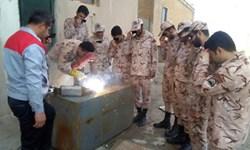 فراگیری آموزش مهارتی ۱۰ هزار سرباز در مازندران