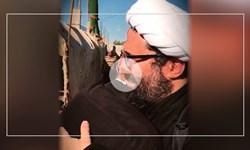 گریه موکبدار عراقی؛ درهای قلبمان برای استقبال از برادران ایرانی باز است