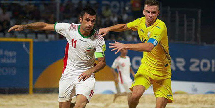 کرونا اردوی تیم ملی فوتبال ساحلی را لغو کرد