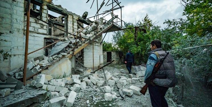 ترکیه: در مقابل حملات ارمنستان به غیرنظامیان ساکت نمیمانیم