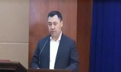 «سادیر جباراف» نخستوزیر قرقیزستان شد