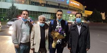 بازیکن خارجی تراکتور وارد تبریز شد