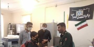 دانشآموزان برتر طرح شهید بهنام محمدی در سوق تجلیل شدند