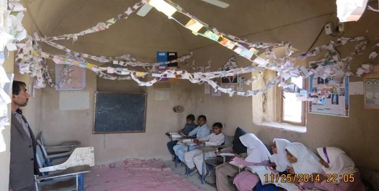گام بلند نوسازی و خیران در حذف مدارس خشت و گلی ریگان/40 درصد مدارس همچنان نامقاوم