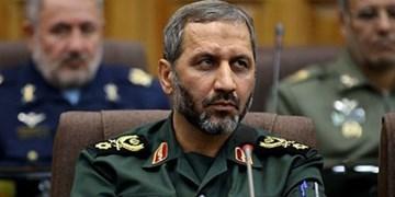 سردار موسوی: هوشمندسازی تجهیزات نظامی نشان از حرکت در لبه فناوری دانش نظامی دنیا دارد