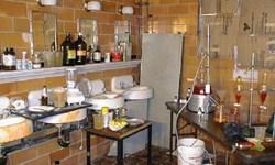 کشف آزمایشگاه تولید مواد مخدر صنعتی در قزاقستان