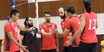 والیبال امیرکاپ قطر| الریان با قائمی به نیمهنهایی رسید