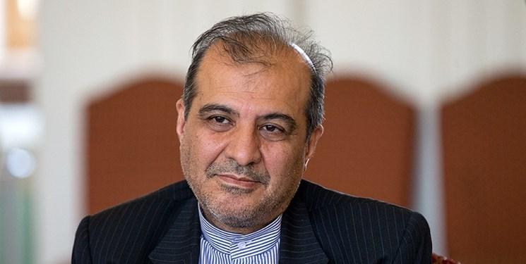 پیام تسلیت خاجی در پی درگذشت ولید المعلم
