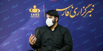 «ابوذر بیوکافی» از خبرگزاری فارس دیدن کرد