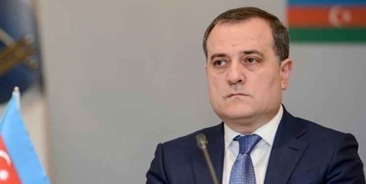درخواست وزیر خارجه جمهوری آذربایجان برای مشارکت ایران در بازسازی مناطق آزاد شده