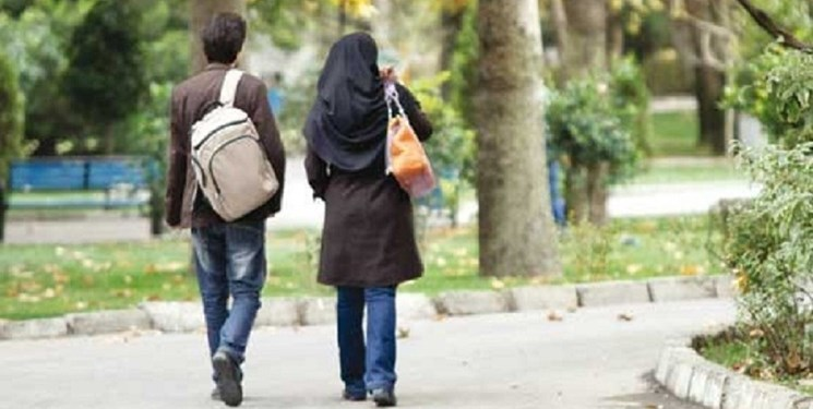 ۸۰ درصد دخترها و ۱۰ درصد پسرها در دوستی به دنبال ازدواجند