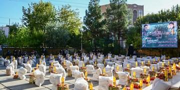 توزیع 7 هزار بسته معیشتی و بهداشتی در کاشان