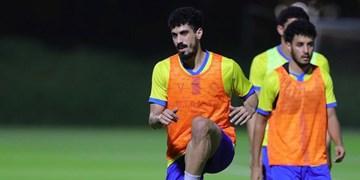 مدافع النصر عربستان به کرونا مبتلا شد