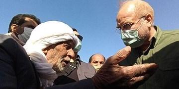 گفتوگوی صریح کشاورزان و حاشیهنشینان زابل با رئیس مجلس/ قالیباف: برای پیگیری گلایههای مردم اینجا هستیم