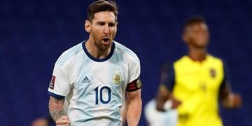 فراخوانی مسی و دیبالا به تیم ملی آرژانتین