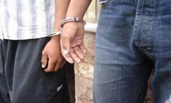 دستگیری سارقان دریچههای آب وفاضلاب در زاهدان